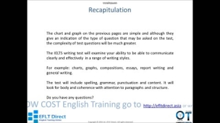 EFLT Direct English Online FREE IELTS Writing Presentation 2 - 7 of 10