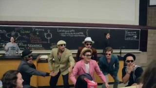 Uptown Funk Lecture Prank (Operation Just Watch), University of Michigan