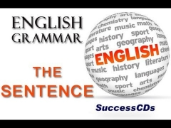 English Grammar Lesson - The Sentence
