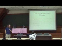 Symmetries in Physics and Mathematics (Public Lecture), Amihay Hanany