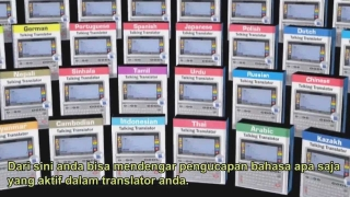 Indonesian translator speaking dictionary pocket elektronik kamus penterjemah