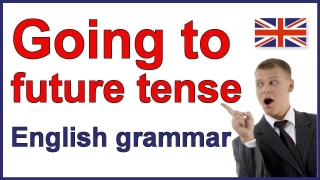 English future tense | Going to + verb | Learn English grammar