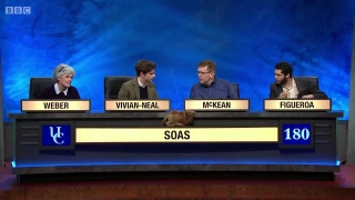 University Challenge 2013-14 Maths & Physics Compilation