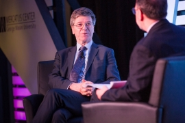 Jeffrey Sachs | Conversations with Tyler