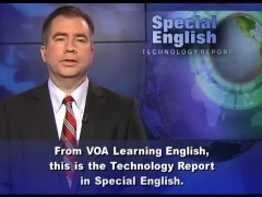 VOA Learning English 2015 - VOA Special English Technology Report Subtitles #07