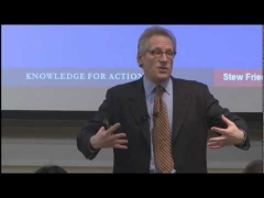 Professor Stew Friedman on Total Leadership: Be a Better Leader, Have a Richer Life