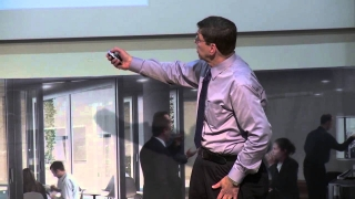 Clayton Christensen about the process of research - Clarendon Lectures 12th June 2013