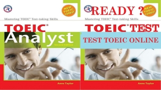 Analyst Toeic Book - Part 1 - Type 3 - Situation Questions