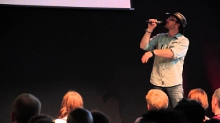 Travelling to every country without flying: Graham Hughes at TEDxBrixton
