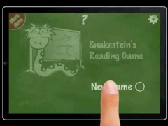Reading Game (Languages: English, Spanish, German) w/ Pronunciation (Learning App for iPhone, iPad)