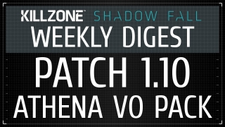 Killzone Shadow Fall: Patch 1.10 + Athena Voiceover Pack DLC