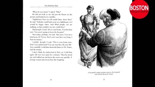 Audio Books with subtitles- The Elephant Man - English listening practice