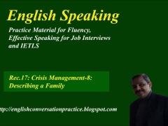 English speaking. IELTS speaking test preparation. How to overcome hesitation