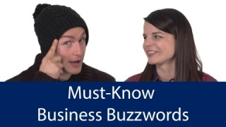 English Topics - Must-Know Business Buzzwords