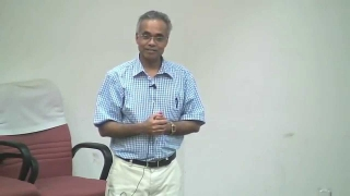 Lecture by Dr.Thomas Thundat on