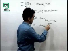 IELTS listening Tip # 2 in Urdu/Hindi by Canada Qualified