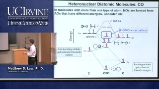Chemistry 107. Inorganic Chemistry. Lecture 08