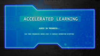 Retain Information During Study | 'Accelerated Learning' | Study Focus / Binaural beats focus
