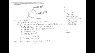 Q2 Paper2 2012 Higher Mathematics Past Paper (SQA)