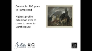 Case Study: Bringing Constable to Burgh House