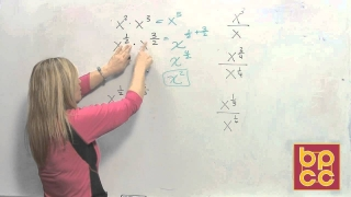 Math 099 Module 13.4 - Simplifying Radical Expressions & Rational Exponents