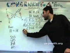Geometry - Proofs for Triangles