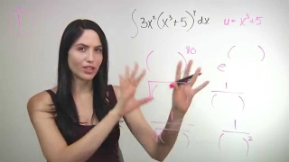 ❤² How to Integrate Using U-Substitution (mathbff)