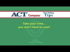 Taking the ACT COMPASS Assessment