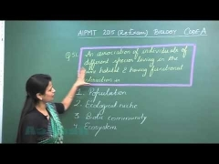 Re-AIPMT 2015 Solution-Biology Video Q. 50-51 Aakash Institute