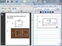 Electronic Circuits exam solutions by maerbir