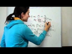 Academy Plus; Maths Methods - Calculus - Linear Approximation (Part 2)