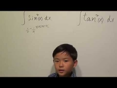 9 year old kid doing mental calculus- not basic mental math