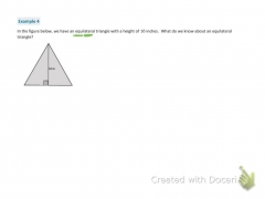 8th Math Module 7 lesson 1