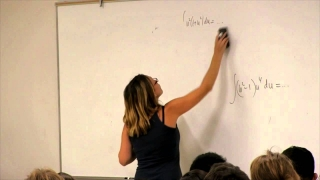 Math 2B. Calculus. Lecture 11. Trigonometric Integrals