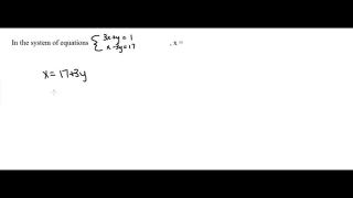 MDTP Calculus Readiness Test: Solution to Question 4